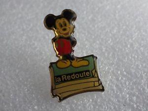 Pin-S-Vintage-Pins-de-Solapa-Coleccionista-Mickey-la-Redoute-Lote-Disney-123