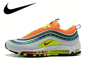 premium selection c5dae 7b534 Details about 2019 NIKE AIR MAX 97 Ultra New Pattern Men Motion Leisure  Time Running Shoes