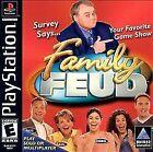 Family Feud (Sony PlayStation 1, 2000)