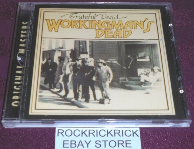 GRATEFUL DEAD - WORKINGMAN'S DEAD -8 TRACK CD- (WARNER BROS / 246049)