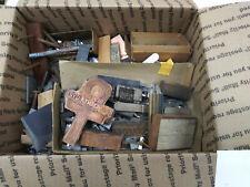 Letterpress Mix Box Junk Drawer Plates Screws Etc