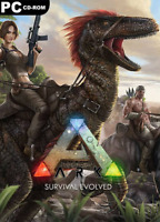 Ark Survival Evolved - Pc - Region Free - Fast Delivery - Cheapest Price
