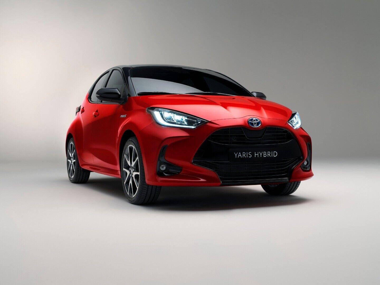 Toyota Yaris 1,5 Hybrid H3 Premier Edition MDS 5d