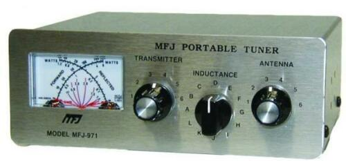 1.8-30MHz SWR MFJ-971 Manual tuner 200W