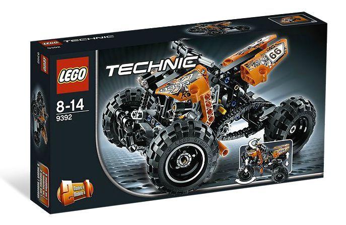 LEGO ® technic 9392 quad moto NEUF emballage d'origine _ quad bike new MISB NRFB