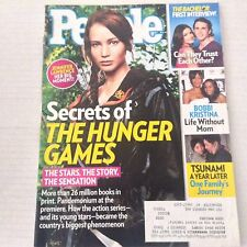People Magazine The Hunger Games March 26, 2012 051817nonrh2