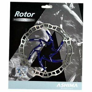 Red 112g V00 gobike88 ASHIMA AiRoToR Ventilation System Disc Rotor 180mm