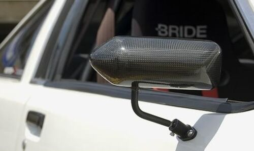 F1 CARBON FIBER racing side mirrors CP9A CN9A CT9A EVOLUTION Impreza WRX sti GTO