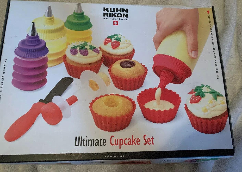 Kuhn Rikon Ultimate Cupcake Set 24680