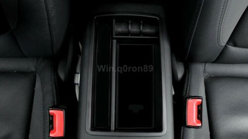 For A3 8V 2014 2015 2016 Inner Central Armrest Storage Box Glove Case 1pcs