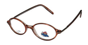 NEW-PADDINGTON-BEAR-102-FOR-TEENS-KIDS-FLEXIBLE-TEMPLES-EYEGLASS-FRAME-GLASSES