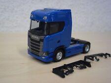 Herpa - Scania CS 20 Solo-Zugmaschine - blau / blue - Nr. 306706 - 1:87