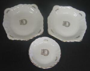 Lot-of-3-vintage-Daughters-of-Rebekah-Dresser-Trinket-Jewelry-Trays-bowls-gold