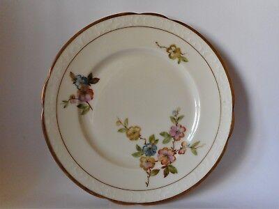 Romantic Kobenhavns Maleri Rosenburg 255mm Dinner Plate Ceramics & Porcelain Very Good Condition