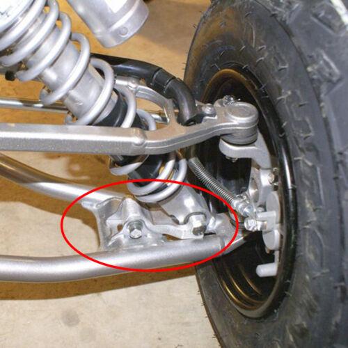 "CNC Aluminum 3.5/"" Front Lowering Kit For Honda TRX400EX TRX450R Yamaha YFZ450"