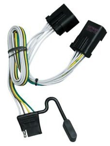 Details about Trailer Wiring Harness For 00-10 Jeep Grand Cherokee on