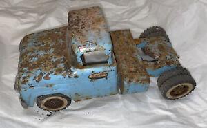 Vintage Tonka Toys Pressed Steel Semi Truck Cab Restoration Project