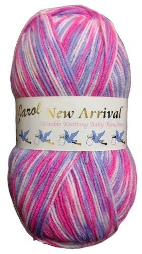 Jarol New Arrival Knitting Wool 200g Acrylic 13 Shades Available £2.99 Max Post