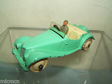 "DINKY TOYS MODEL No.102 MG ""MIDGET"" TOURING CAR"