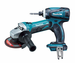 MAKITA 18v LITHIUM ION BGA452 GRINDER  BTD146 IMPACT - <span itemprop=availableAtOrFrom>London, United Kingdom</span> - Returns accepted Most purchases from business sellers are protected by the Consumer Contract Regulations 2013 which give you the right to cancel the purchase within 14 days after the day y - London, United Kingdom