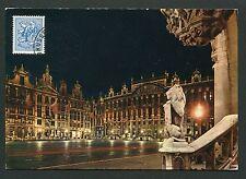 BELGIEN MK 1974 WAPPENLÖWE BRÜSSEL LÖWE LION MAXIMUMKARTE MAXIMUM CARD MC d3032