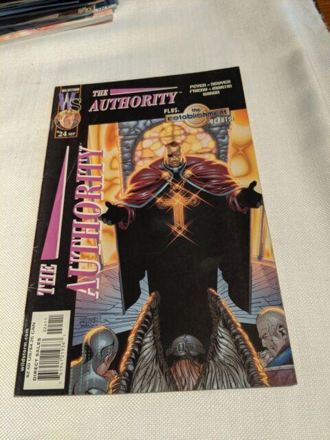 The Authority #24 Wildstorm Comic Comics