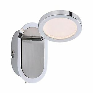 LED-Applique-murale-Nola-400lm-9511-55-chrome