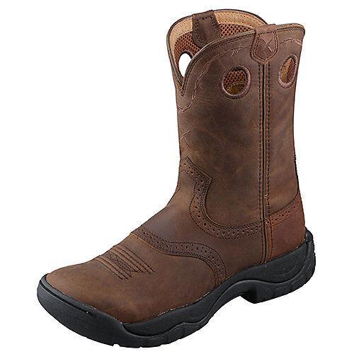 Twisted X Ladies All Around Sq Distress Boots
