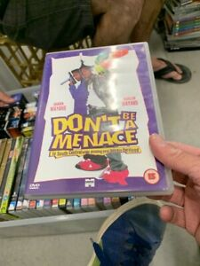 Dont-Be-A-Menace-Dvd-very-good-condition-dvd-t2