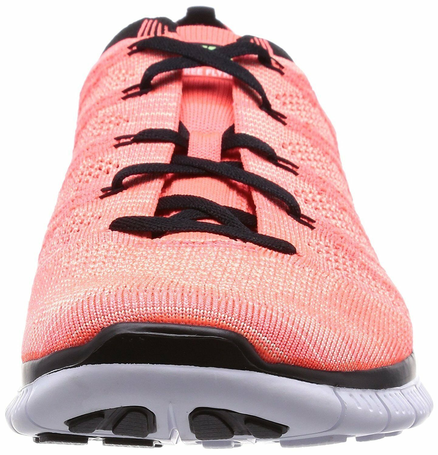 new styles de84f 2d5ab Nike Flyknit NSW Hot Lava Sz 9.5 100 Authentic Running 599459 800 for sale  online | eBay