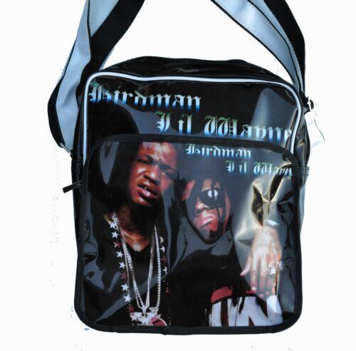 SHOULDER BAG Lil Wayne /& Birdman cassa denaro-Hip Hop Scuola Palestra