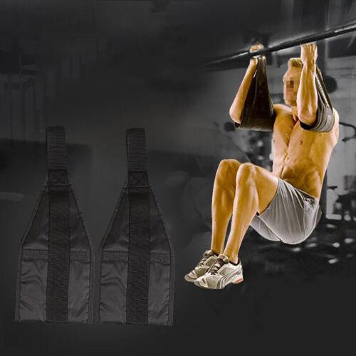 Adjustable Fitness Equipment Stretch Strap Sport Leg Raise Barbell Abdomen Sling