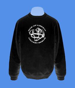 Pullover-Sweatshirt-Herr-Pulli-Sign-of-Liberty-Berlin-Herzgranate-S-L-XL-XXL