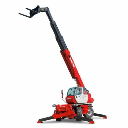 Manitou  MRT 1850-2540 M Series  Forklift  Workshop Manual
