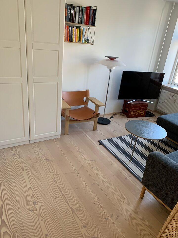 1657 3 vær. andelslejlighed, 85 m2, Eskildsgade 34 2