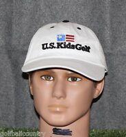 Youth U.s. Kids Golf - White - Size Youth L/xl