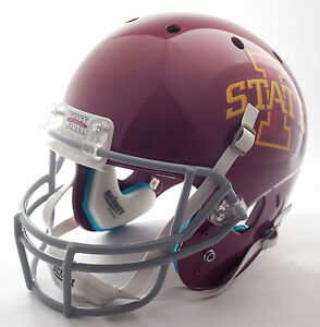 IOWA STATE CYCLONES Schutt AiR XP Authentic GAMEDAY ...