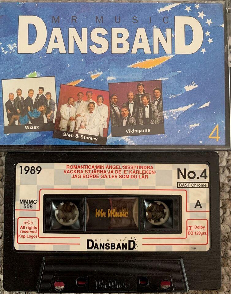 Kim Larsen cover: Dansband, pop