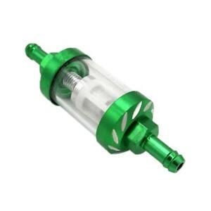 Filtro-de-Combustible-de-Vidrio-Desmontable-para-Motos-Dirt-Pit-Bike-Verde