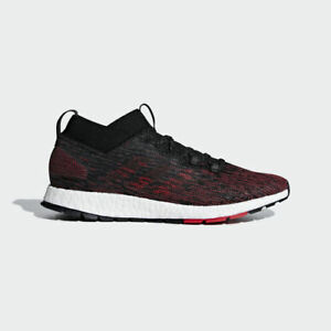 Details about Adidas CM8309 Pureboost RBL Running shoes black red sneakers