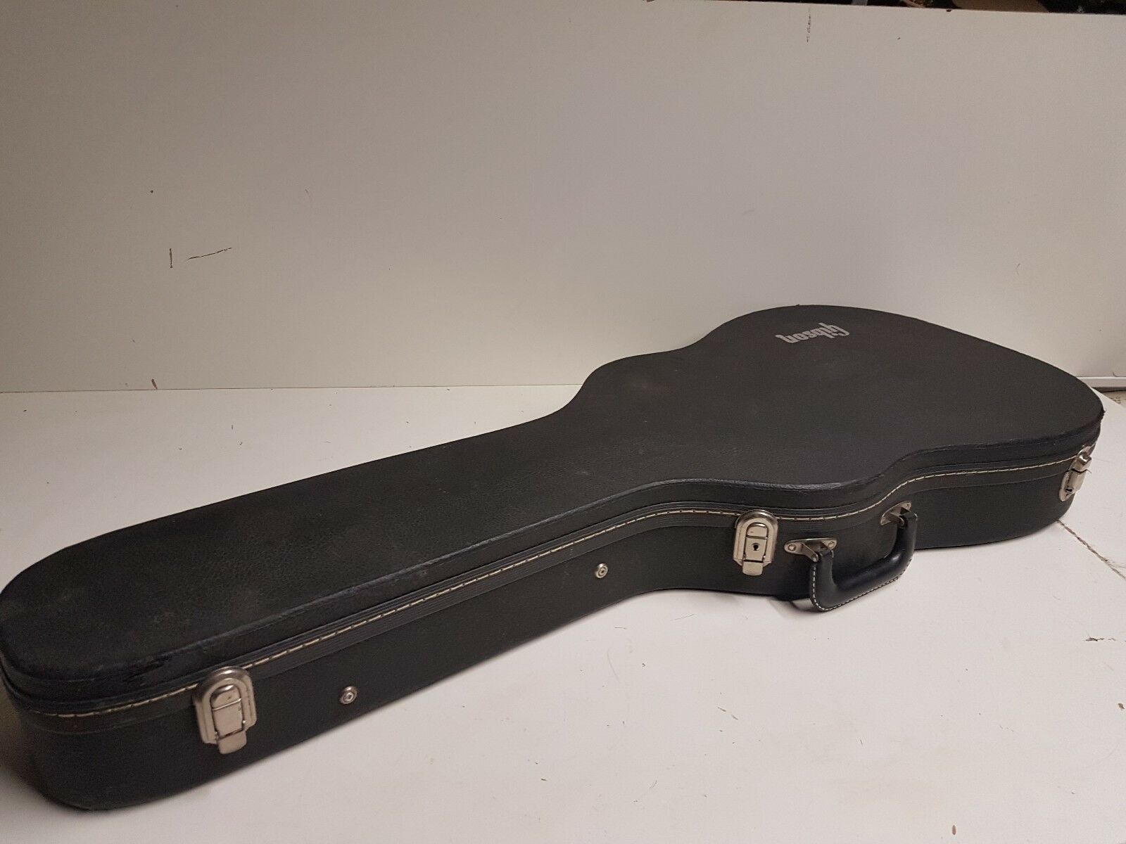 1979 GIBSON ES 335 S SOLID BODY GUITAR CASE - made in USA