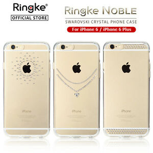 timeless design 7ef90 19775 Details about iPhone 6s 6 6s Plus 6 Plus Case Genuine RINGKE Noble  Swarovski Clear Cover