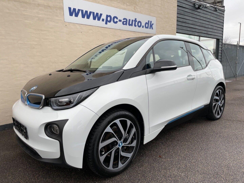 BMW i3  REX aut. 5d - 174.900 kr.