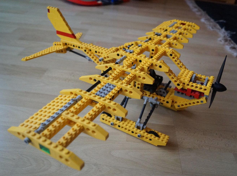 Lego Technic Technic Technic Flugzeug Amphibienflugzeug Wasserflugzeug 8855 e885a1