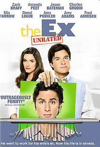 The-Ex-DVD-2007-Unrated-Jason-Bateman-Amanda-Peet-Zach-Braff