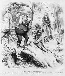 UNCLE TOM, KU KLUX, EMANCIPATION UNCLE SAM, SLAVERY