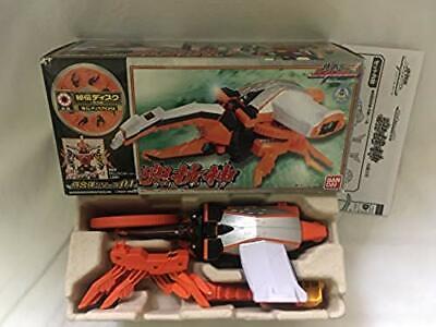 DX Beetle Zord Kabuto Origami Shinkenger Power Rangers Bandai JAPAN IMPORT