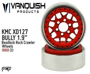 VANQUISH-PRODUCTS-KMC-XD127-BULLY-1-9-Beadlock-Crawler-Wheels-RED-2-VPS07713