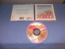 """Karunesh """"Sounds Of The Heart"""" CD Nightingale Records GERMANY 1987"""