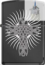 Zippo CM2912 celtic design Lighter & Z-PLUS INSERT BUNDLE
